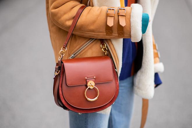 Модные сумки 2018: фото