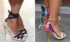 Как у Золушки: 20 пар звездных туфель невероятной красоты