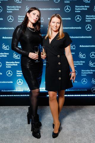 Открытие 37-го сезона Mercedes-Benz Fashion Week Russia
