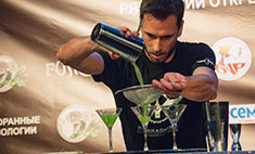 Топ барменов Астрахани: выбери лучшего!