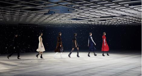 Показ коллекции Esprit Dior Tokyo 2015