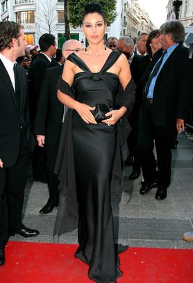 Моника Беллуччи, 2007 год