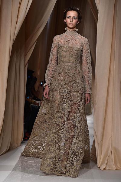 Показ Valentino Haute Couture | галерея [1] фото [6]