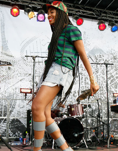 Соланж Ноулз (Solange Knowles)