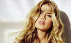 Даутцен Крез стала лицом нового аромата Calvin Klein
