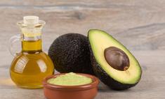 Применение масла авокадо для ухода за волосами