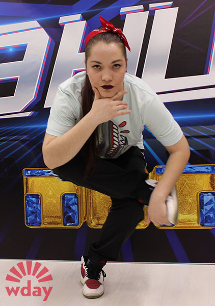 "Анастасия Ошуркова, кастинг проекта ""ТАНЦЫ"", фото"