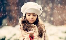 Снежана, Бела, Николай и еще 7 «зимних» имен для детей