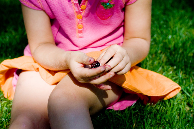 Лучшее средство для обесцвечивания пятен от ягод – лимонный сок или лимонная кислота.