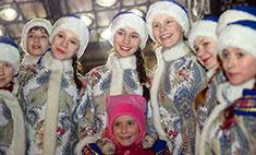 Хоровод под Новый год – театр превращается… в елку!