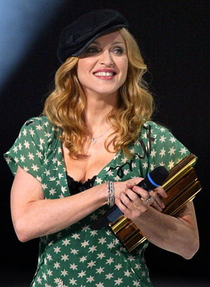 Мадонна в 2004 году.