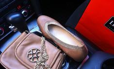 У беременной Анфисы Чеховой проснулась любовь к шопингу
