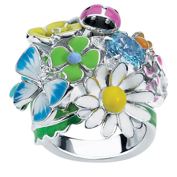Кольцо, Dior Joaillerie.