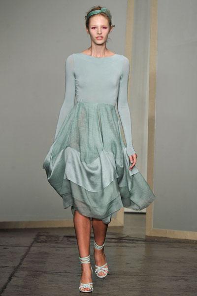 Donna Karan весна-лето 2013