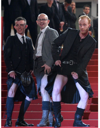 Гари Мэйтланд (Gary Maitland), Пол Брэнниган (Paul Brannigan) и Уильям Руан (William Ruane)