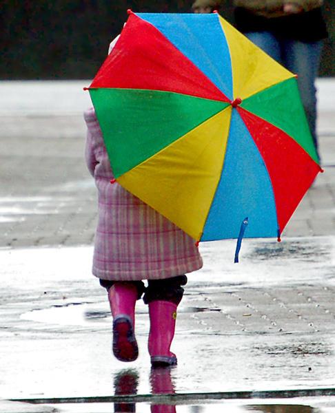 Как чистить зонты от дождя - woman's day ZC910