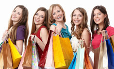 Волгоград: летние распродажи начались