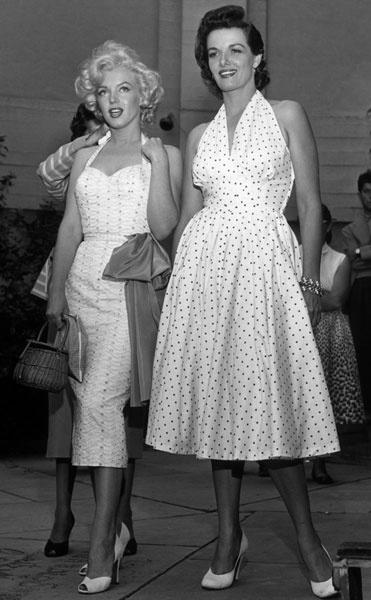 Мэрилин Монро, 1953 год