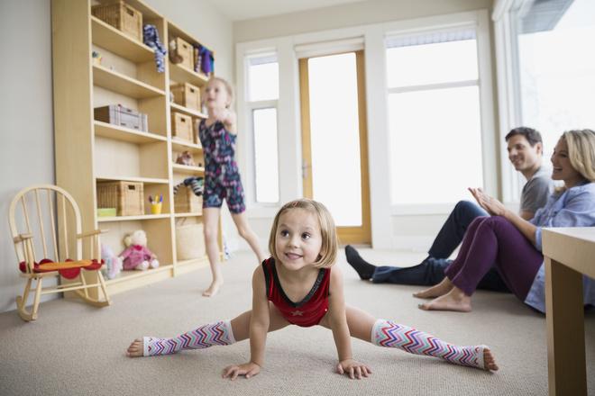 гипермобильность суставов у детей