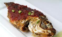 Простой рецепт приготовления сибаса на гриле