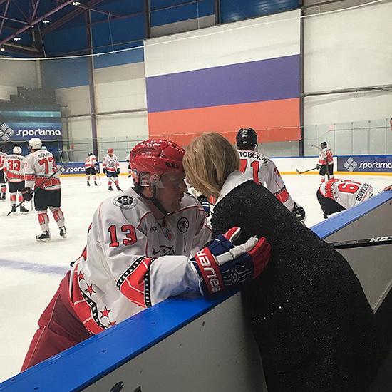 Дана Борисова и Александр Морозов фото