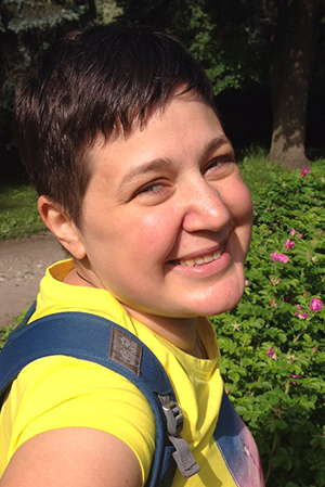 Мария Сабунаева