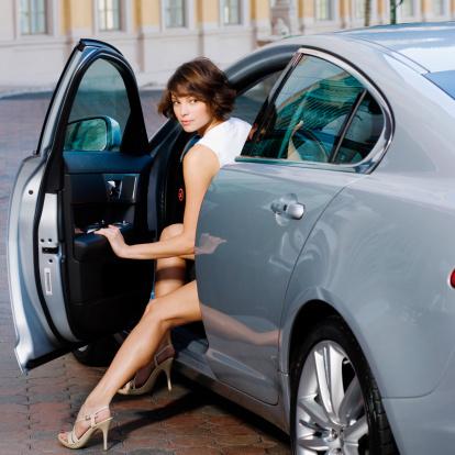 Лучшая машина для женщины