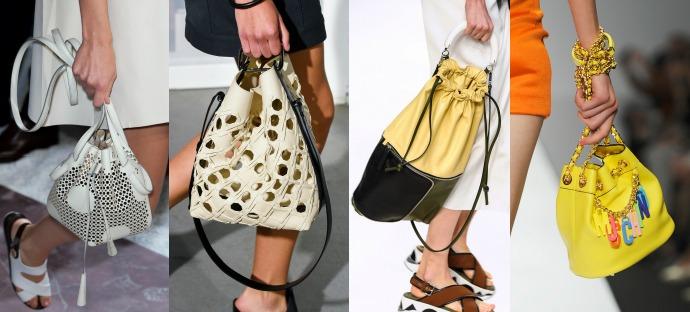 модные сумки весна 2015 фото
