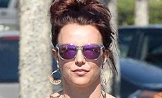 Бритни Спирс удивила новым цветом волос