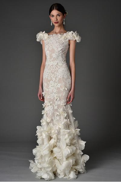 Лучшие коллекции Недели свадебной моды   галерея [1] фото [7]