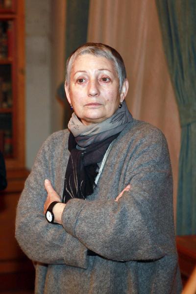 Звезды, победившие рак: Людмила Улицкая