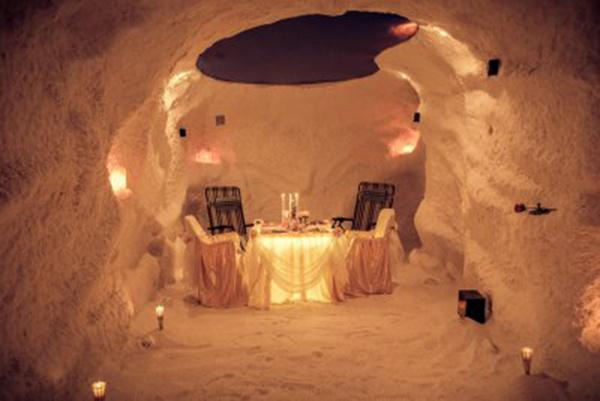 Соляная пещера, полезные свойства, профилактика бронхиальной астмы