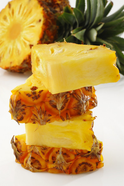 Рецепты с ананасами фото