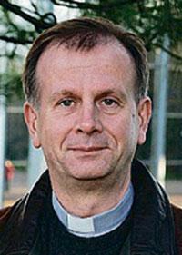 Патрис Гурье (Patrice Gourrier), священник и психолог