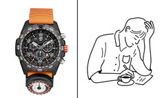 конкурс напиши редакцию письмо получи подарок часы luminox