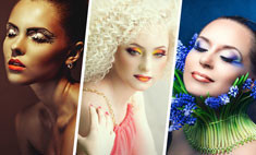 17 визажистов Волгограда и их модели. Идеи модного макияжа