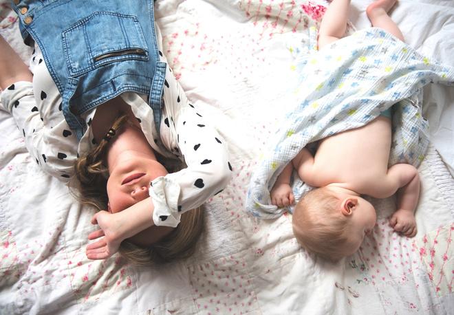 что делать, если ребенок не спит