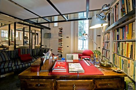 Топ-10: дизайнерские квартиры в Милане | галерея [7] фото [2]