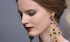 Как повторить макияж Dolce & Gabbana 2013/14. Видео
