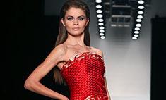 Весна-2014: лучшие платья с показа Tony Ward