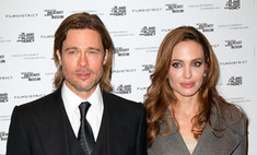 Стали известны подробности свадьбы Брэда Питта и Анджелины Джоли