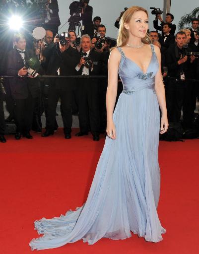 Кайли Миноуг (Kylie Minogue) на закрытии Каннского фестиваля-2012