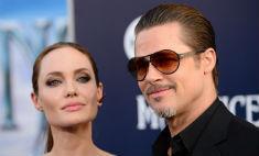 Джоли и Питту подарили необычную картину