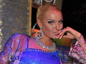 Анастасия Волочкова продолжает удивлять