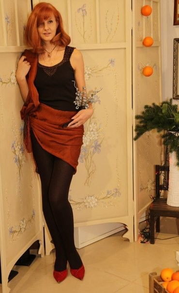 Самые красивые рыжие в Казани, фото