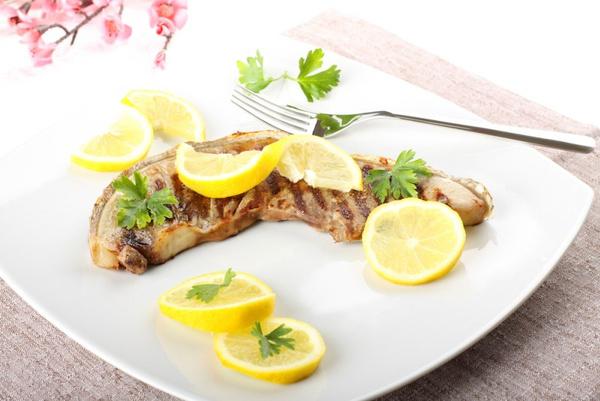 Блюда из тунца: рецепты