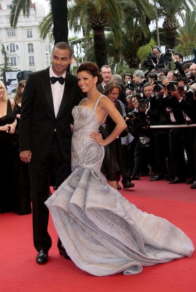 Ева Лонгория с мужем Тони Паркером