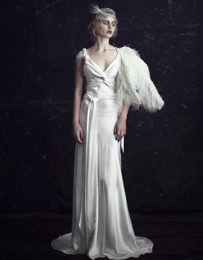 Свадебное платье Johanna Johnson, коллекция весна-лето 2012