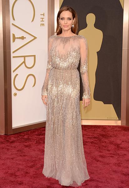 """Анджелина Джоли на """"Оскаре""""-2014"""