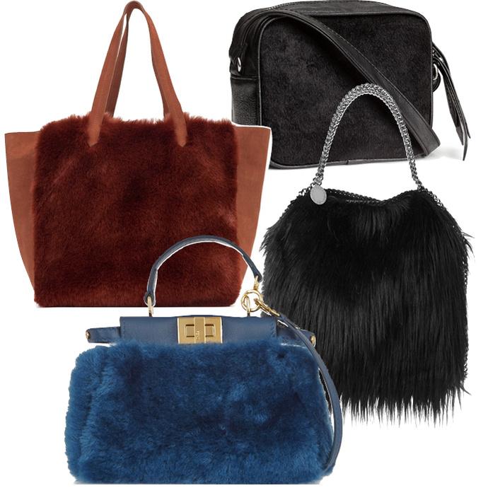 Модные сумки осень-зима 2015/2016 фото 3